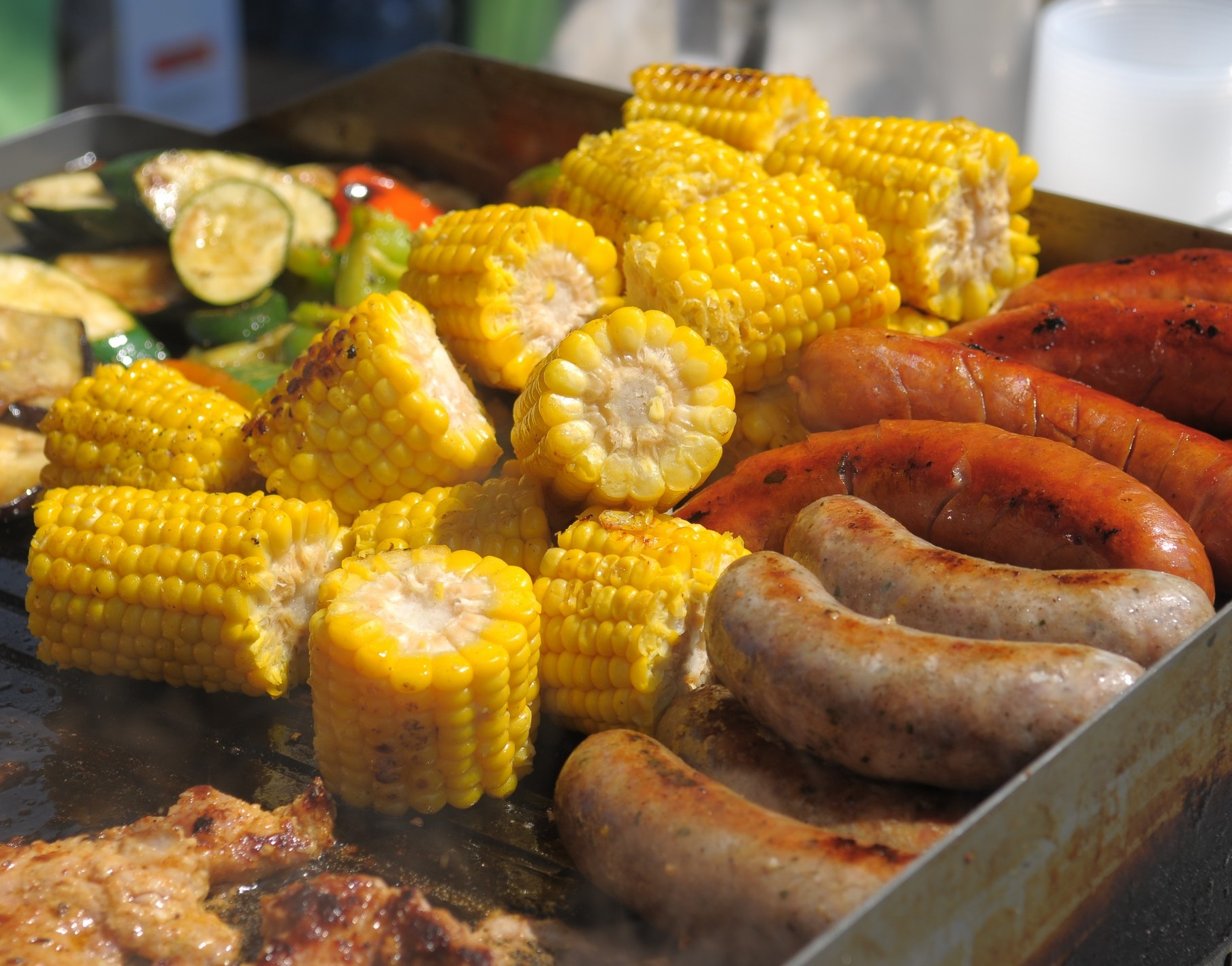 Healthy BBQ cooking tips